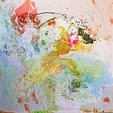 colors, abstraction, painting, expressionism